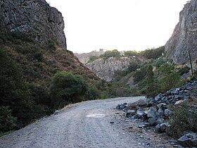 Garni Gorge Armenia (5).JPG