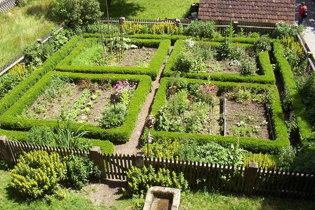Garten Vogtsbauernhof Schwarzwald