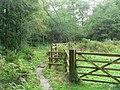 Gates in Loynton Moss - geograph.org.uk - 240545.jpg
