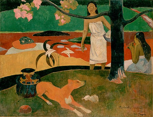 Gauguin, Paul - Pastorales Tahitiennes
