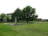 Gedenkstätte Februar 1945 Alter Annenfriedhof Dresden.jpg