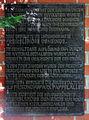 Gedenktafel Pappelallee 16 (Prenz) Friedhofspark Pappelallee2.jpg