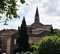 Gençay petite bourgade de 1850 habitant a sa mairie située place du marché 04.jpg