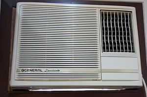 General Airconditioners - Image: General Window Aircon