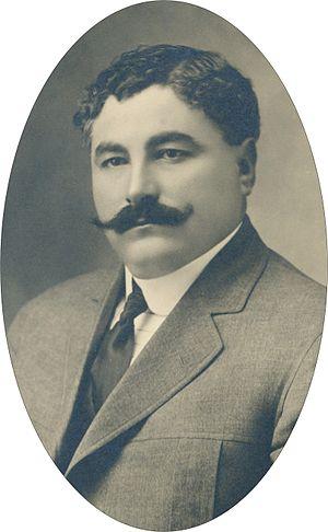 Eulalio Gutiérrez - Image: General Eulalio Gutierrez