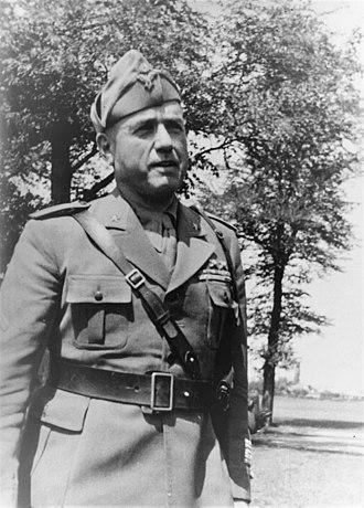 Battle of the Mareth Line - Image: General Messe