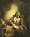 George Gillis Haanen - Lezende oude vrouw.jpg