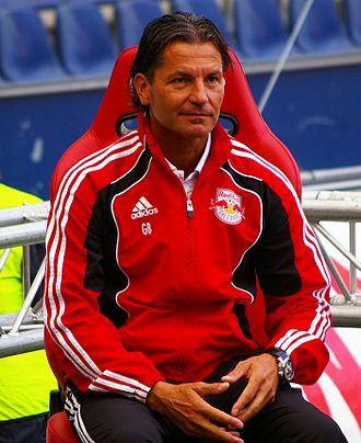 Gerald Baumgartner - Gerald Baumgartner in 2011