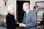 Gerald Ford greeting Barbara Bush.jpg