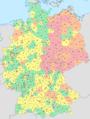 Geschlechterverteilung 30-39 Zensus 2011.png