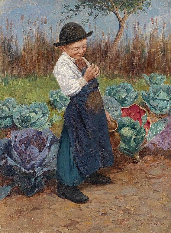 datei geza peske der kleine gartner jpg