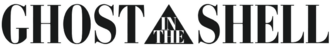 Ghost in the Shell - Logo used in the 1995 film adaptation of the series. A modified version of this logo is used in the 2004 film Ghost in the Shell 2: Innocence without the pyramid in the center.