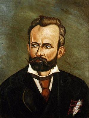 Giacomo Di Chirico - self portrait