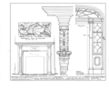 Giani-Mumaugh Memorial, Main and High Streets, Lancaster, Fairfield County, OH HABS OHIO,23-LANC,2- (sheet 7 of 7).png