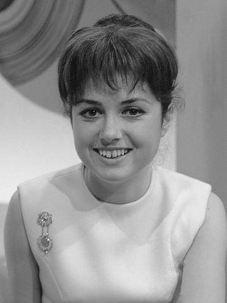 Gigliola Cinquetti - Gigliola Cinquetti in 1966