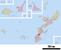 Ginowan in Okinawa Prefecture Ja.svg