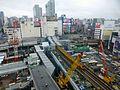 Ginzalinetrain-shibuya-construction-sept22-2016.jpg