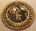 Girolamo del pacchia, madonna col bambino e s.giovannino.JPG