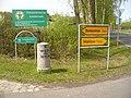 Glasow - Denkmal und Schilder - geo.hlipp.de - 35777.jpg