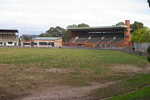 Glenferrie Oval - Image: Glenferrieoval