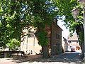 Glockengebaeude Kirche Neustadt-Glewe.jpg