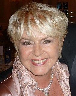 Gloria Hunniford Northern Irish television singer