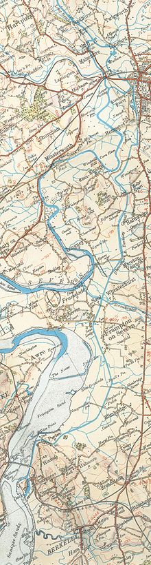 Gloucester And Sharpness Canal Wikipedia