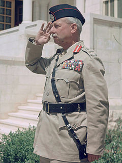 John Bagot Glubb British general