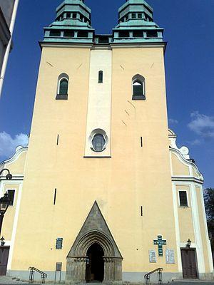 Głuchołazy - St Lawrence Church