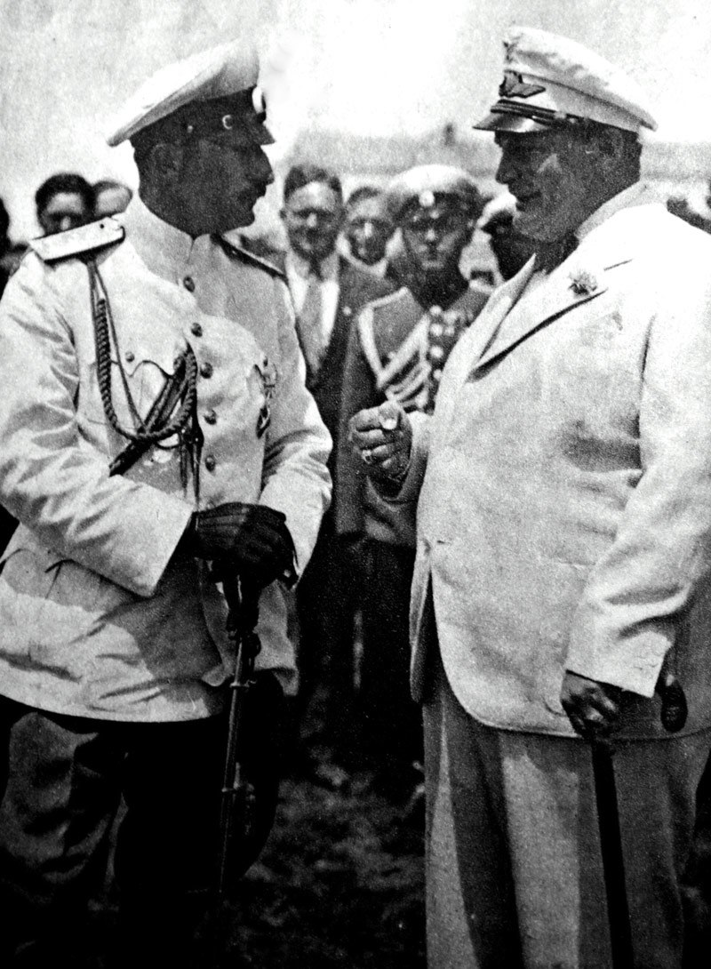 Goering and Boris