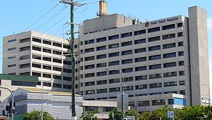 Gold Coast Hospital - Image: Gold Coast Hospital