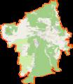 Goleniów (gmina) location map.png