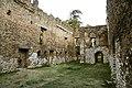 Gondar, cittadella, salone di dawit 02.jpg