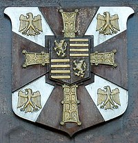 Gonzaga College coat of arms