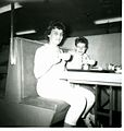 Goodwill Laundromat Claxton Ray and employees 1950s 07.jpg