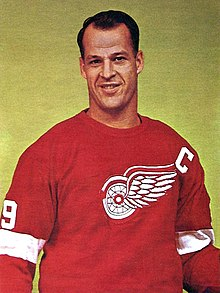 Gordon Howe
