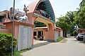 Goshala Entrance - ISKCON Campus - Mayapur - Nadia 2017-08-15 1941.JPG