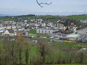 Gossau, St. Gallen - Gossau Industrial sector