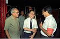 Goto and NCSM Dignitaries - Dinosaurs Alive Exhibition - Science City - Calcutta 1995-06-15 258.JPG