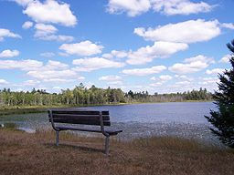 GovernorThompsonStateParkWoodsLakeBench.jpg