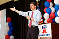 Governor of Wisconsin Scott Walker at Northeast Republican Leadership Conference in Philadelphia PA June 2015 by Michael Vadon 08.jpg