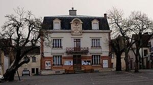 Graçay - Town hall