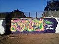 Graffiti in Piazzale Pino Pascali - panoramio (1).jpg