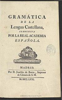 Gramática de la lengua castellana RAE 1771.jpg