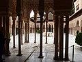 Granada, Alhambra, Patio de los Leones (02).jpg