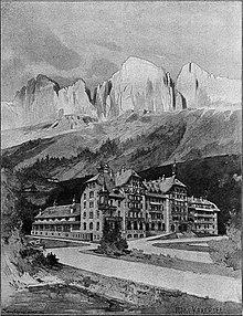 Grand Hotel Carezza Wikipedia