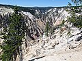 Grand Canyon of the Yellowstone River (Yellowstone, Wyoming, USA) 217 (33830179068).jpg