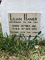 Grave of Lilian Hamer.jpg