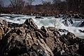 Great Falls, using a 10-stop ND filter (8644636782).jpg