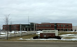 Green Lake County, Wisconsin - Government Center
